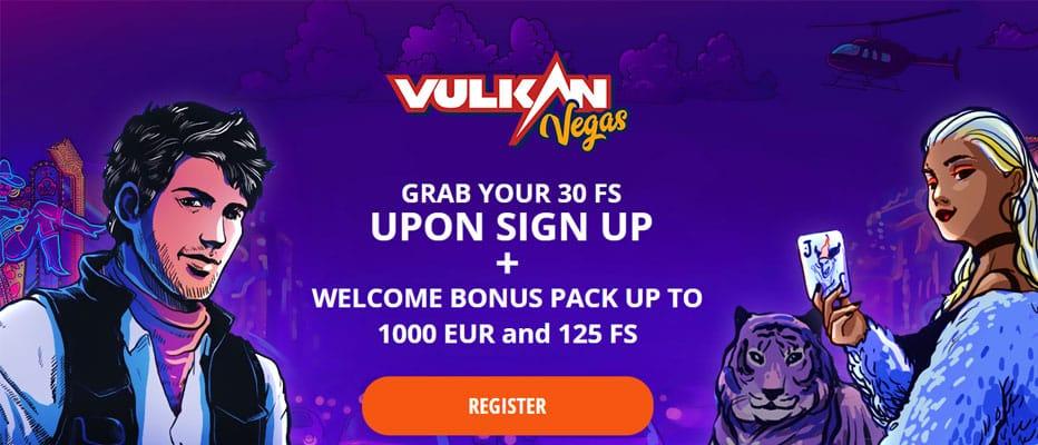 Vulkan Vegas pl